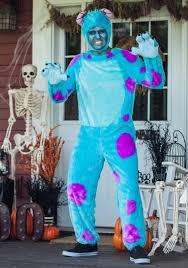 monsters inc halloween costumes adults monsters inc sulley costume
