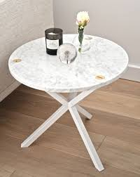 coffee table magnificent round glass coffee table solid marble