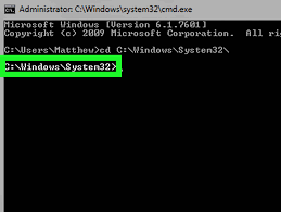how to change directories in command prompt 8 steps