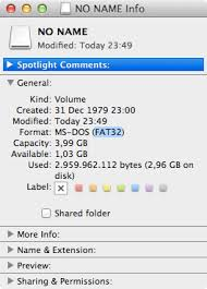 format hard drive exfat on mac preparing an external hard drive for use with mac os x