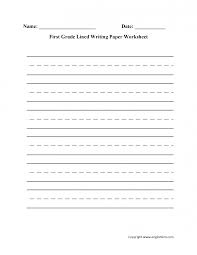 writing papers for kids kids writing worksheets lined writing paper first grade writing worksheets lined writing paper first grade worksheet