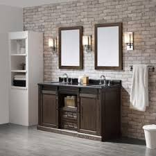 Countertop Cabinet Bathroom 51 60 Inches Bathroom Vanities U0026 Vanity Cabinets Shop The Best