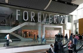 forever 21 shutters westfield stratford store news drapers