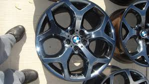bmw x5 black for sale used black chrome e70 x5 wheels for sale