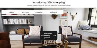 target makes your living room dreams come true virtually