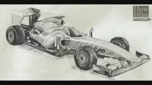 ferrari drawing how to draw car formula 1 ferrari f60 video dailymotion