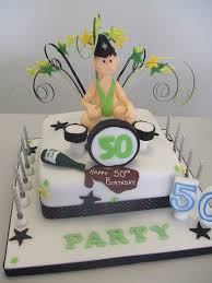 cake 50th birthday by jules for a chap with a good sen u2026 flickr