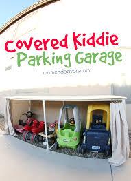 kids car garage u2013 garage door decoration
