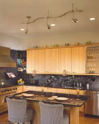 track lighting ideas for kitchen kitchen modern kitchen decoration with ceiling track lighting