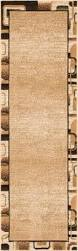 Yellow Lattice Rug Beige Rugs A Wide Range Of Shapes Sizes Designs Well Woven