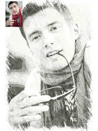 freeware download free pencil sketch my photo online