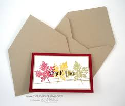 How To Make A Card Envelope - envelope punch board tutorial archives the creative grove