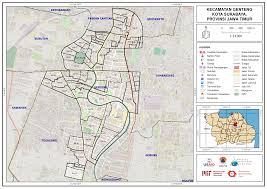 Map Of Jakarta Concludes City Wide Mapping Project In Surabaya Key Results