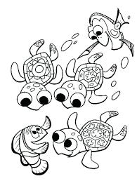 turtle color pages print ninja coloring turtles kids