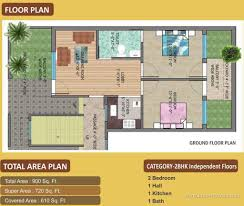 Mandir Floor Plan by Emerging Valley Kharar Mohali Residential Project