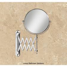 Non Illuminated Bathroom Mirrors Luxury Designer Non Illuminated Magnifying Bathroom Mirror