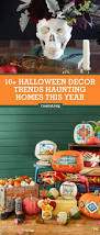 Decorated Homes For Halloween 10 Halloween Decor Trends Taking Over Homes This 2017 The One