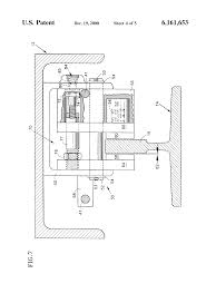 patent us6161653 ropeless governor mechanism for an elevator car