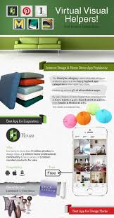 home decor infographic interior design apps diy projects craft ideas u0026 how to u0027s for home