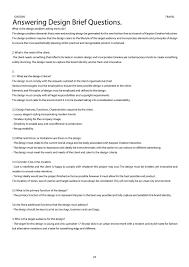 creative design brief questions branding design magazine mock up simplebooklet com