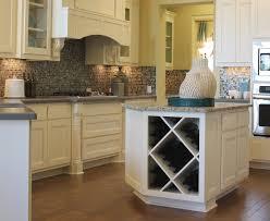 wine storage kitchen island home and decorating living
