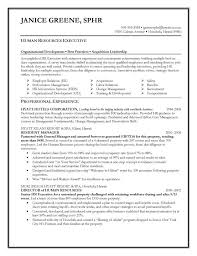 hr resume examples hr manager resume sample strategic thinker