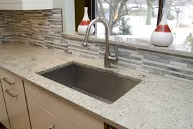 Idea For Kitchen by Counter Flush With Window Sill Saveemail Awe Inspiring Window