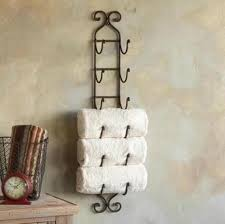 bathroom towel racks ideas 10 cool and creative towel rakcs for the bathroom rilane
