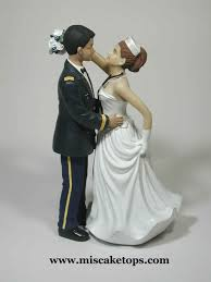 marine wedding cake toppers customized cake toppers army officer just change