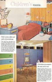 298 best vintage home plans ads linoleum color palettes