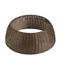 martha stewart living 11 in woven tree collar 9971600820 the
