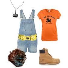 Percy Jackson Halloween Costume Piper Mclean Costume Change