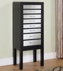Tall Jewelry Armoire Contemporary Armoires Good Better Best Contemporary Computer