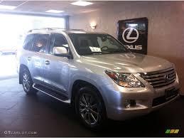 lexus lx 570 interior colors 2011 mercury silver metallic lexus lx 570 71063319 gtcarlot com