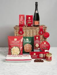 christmas hampers luxury xmas food u0026 gift baskets m u0026s