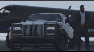 roll royce fantom rolls royce phantom 2012 gta5 mods com