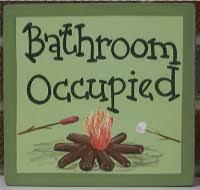 Bathroom Occupied Signs Iowabiz Project Management