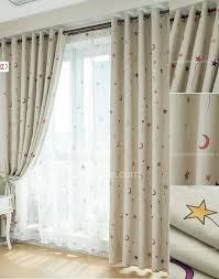decoration contemporary room darkening curtains for your interior