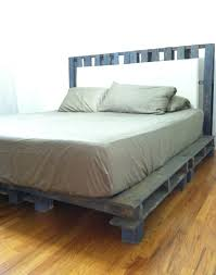 Pallet Bedroom Furniture Euro Pallet Bed U2013 24 Examples Of Fantastic And Reasonably Priced