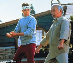 Karate Kid Costume Will Smith U0027s Son Tackles Jackie Chan In Remake Of Karate Kid