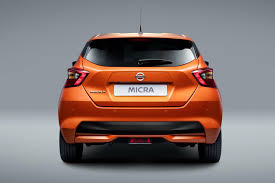 red nissan car boring to bold next gen 2017 nissan micra unveiled by car magazine