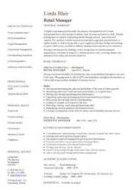 Resume Template For Retail Job Resume Examples For Retail Jobs Impressive Good Resumes For