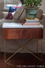 bedroom round nightstand with drawer inexpensive night stands