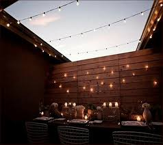Patio String Light Outdoor Patio String Lights Lowes Home
