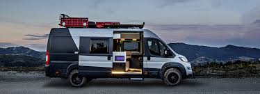 ford earthroamer xv hd ducato base camper van is built for escaping the city