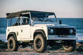original land rover defender auction block 1990 land rover defender 90 hiconsumption