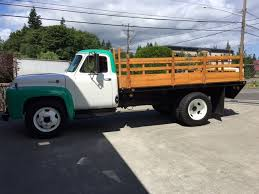 classified ads classic trucks for sale 1955 ford f600 flatbed