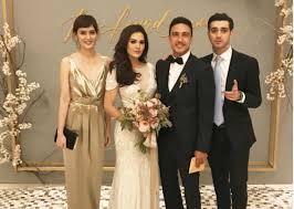 wedding dress raisa hadiri pernikahan raisa kusmanto dipuji lebih cantik