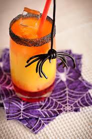halloween spider punch recipe
