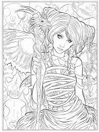 pin by val wilson on coloring pages pinterest dark fantasy